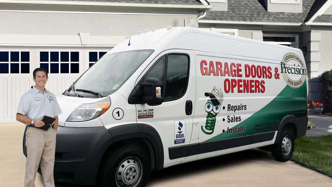 Precision Garage Door Westchester County Ny Repair New Garage